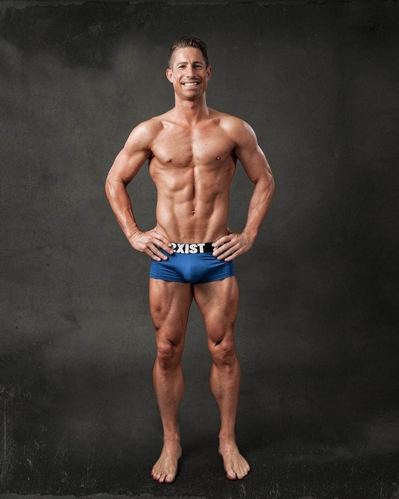 Male model photo shoot of Luke Scheffert