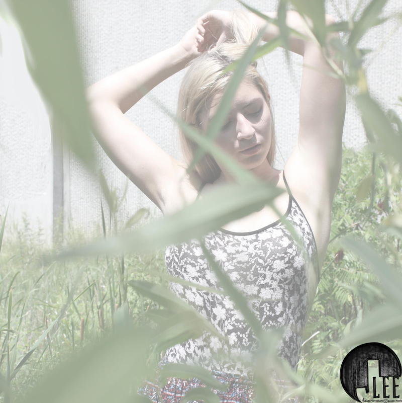 Female model photo shoot of JLEE