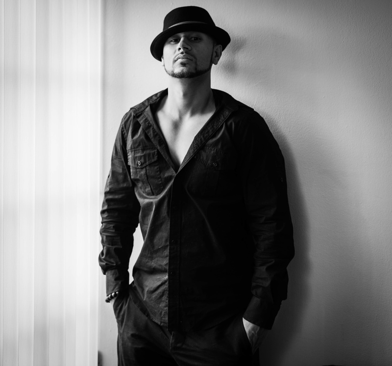 Male model photo shoot of Rey Rey Rodriguez
