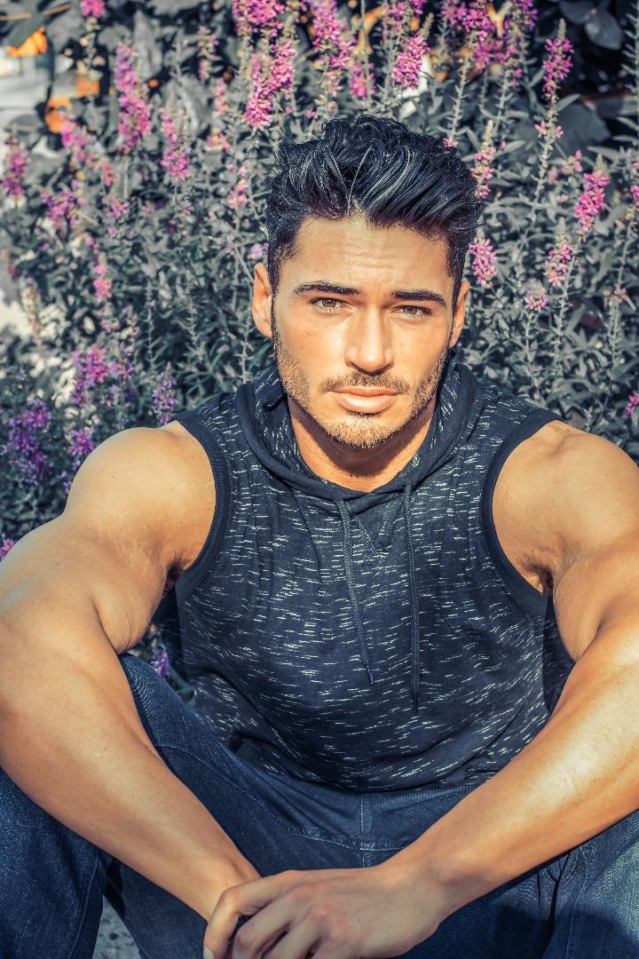 Male model photo shoot of Dimi Bozinovski
