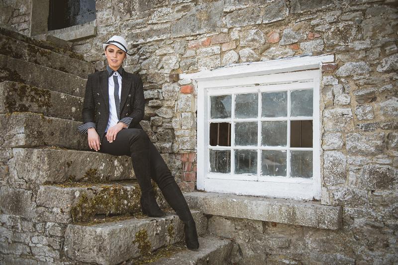 Male model photo shoot of Shay Murphy
