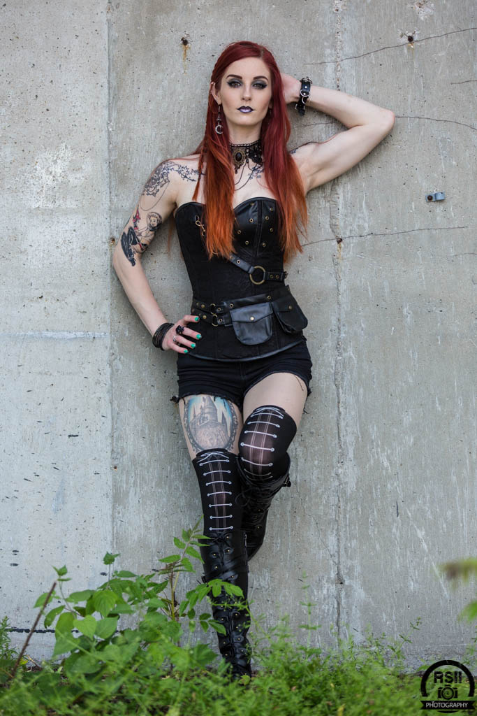 Male and Female model photo shoot of RSII Photography and minerva_moon_girl in Port Huron, MI