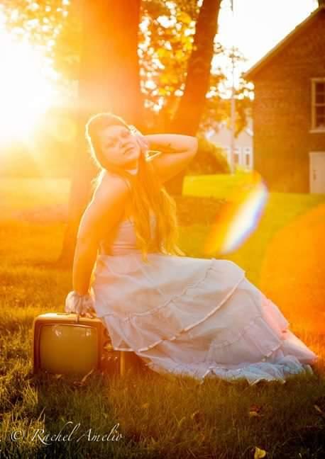Female model photo shoot of Alyce Antoinette