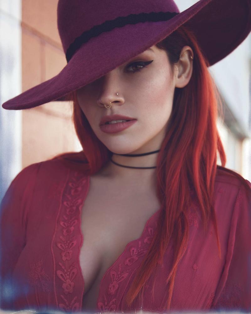 Female model photo shoot of YAA Photography in coney island