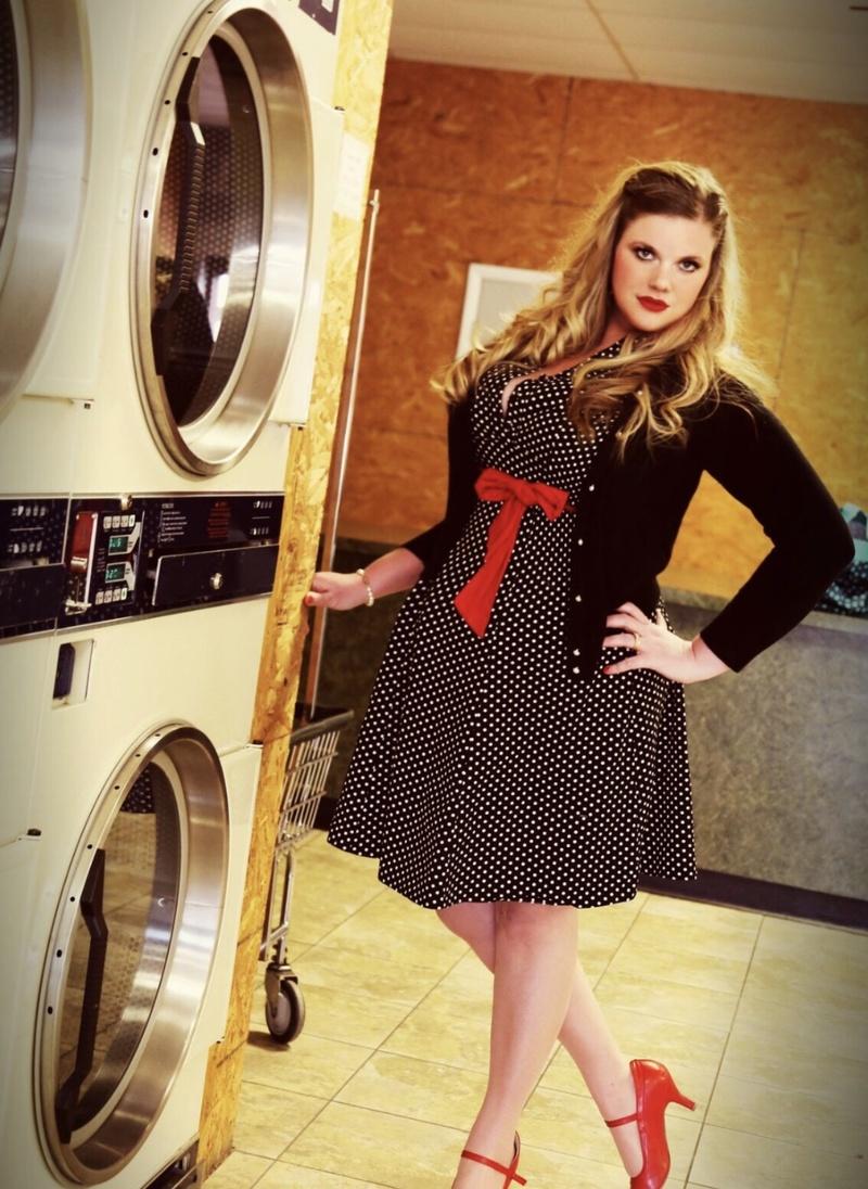 Female model photo shoot of BluntlyBlonde