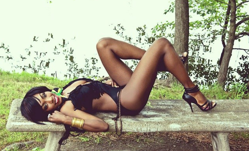 Female model photo shoot of Kayona Free Spirit King