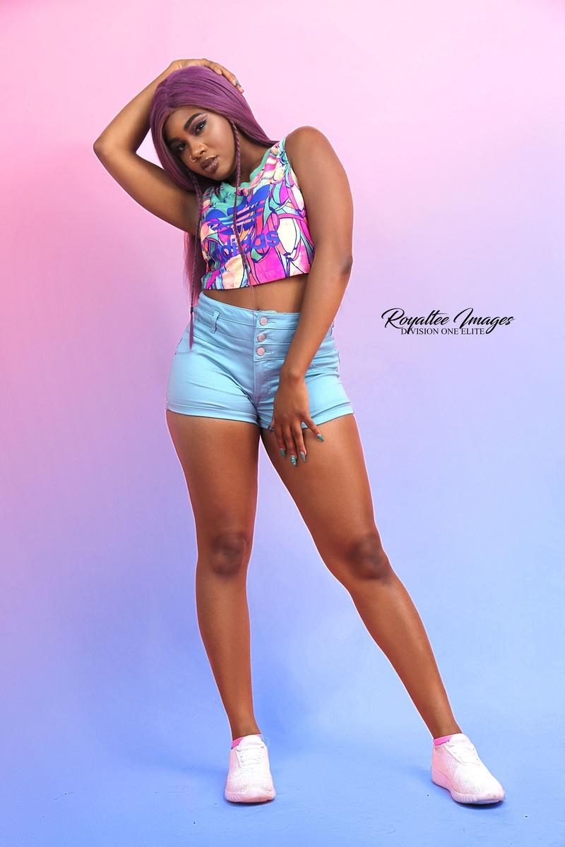 Female model photo shoot of LyriKalMermaid