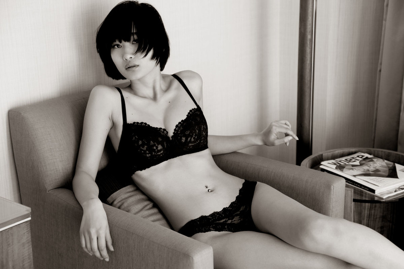 Male and Female model photo shoot of ms-photo and -Miki-