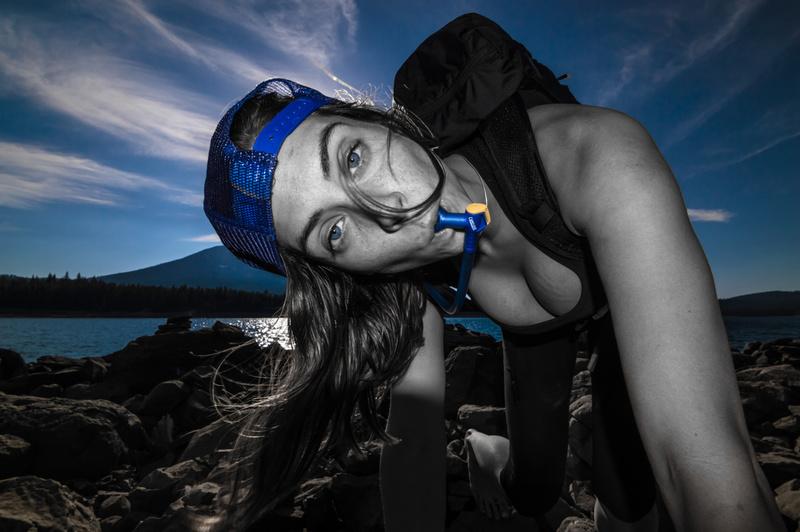 Female model photo shoot of Brigieta Lei
