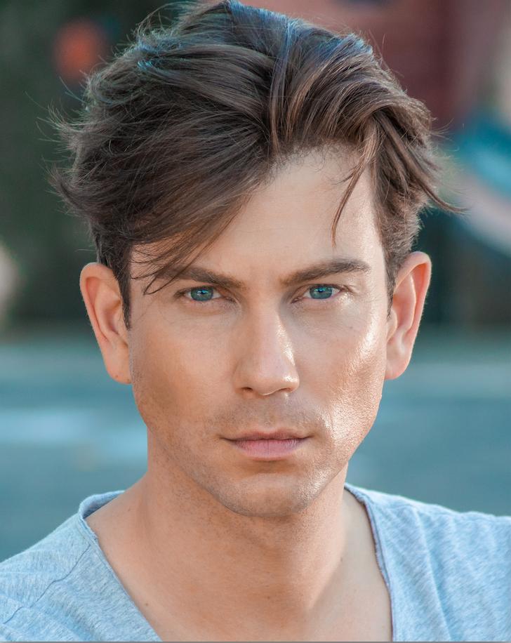 Male model photo shoot of RyanA