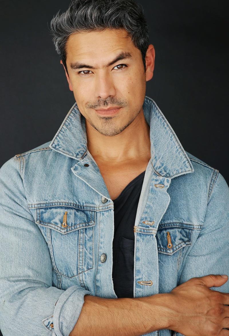 Male model photo shoot of Edward Verdugo