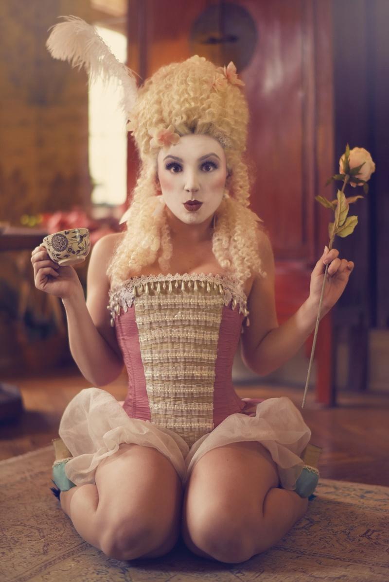 Female model photo shoot of Lena Vani in New York, New York, clothing designed by MaeHorak