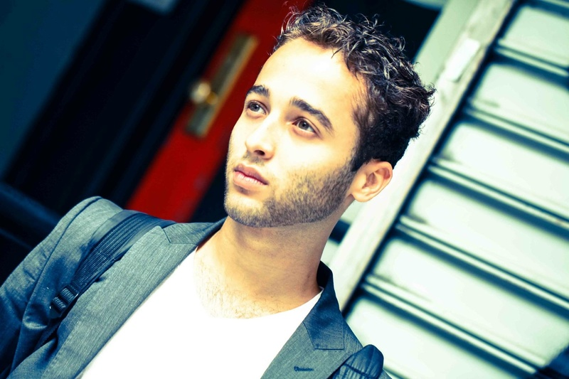 Male model photo shoot of Brazilianamethyst in Highline