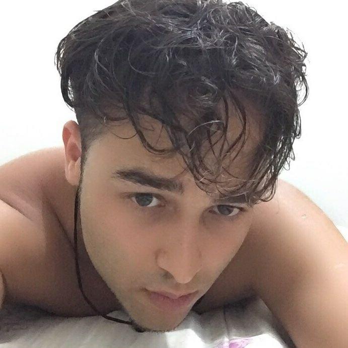 Male model photo shoot of Brazilianamethyst