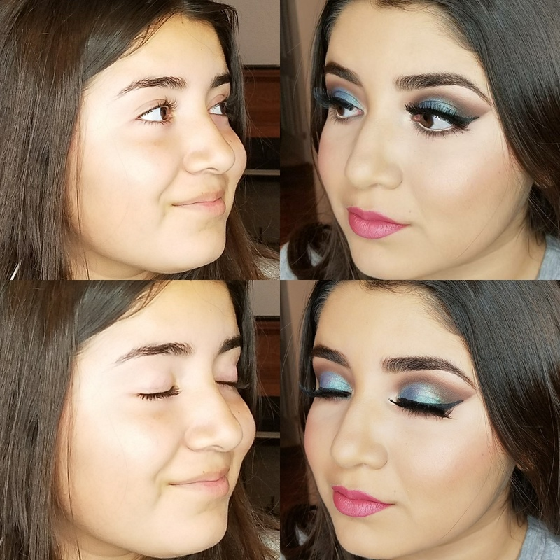 Beautybygloria, Makeup Artist, Hemet, California, US