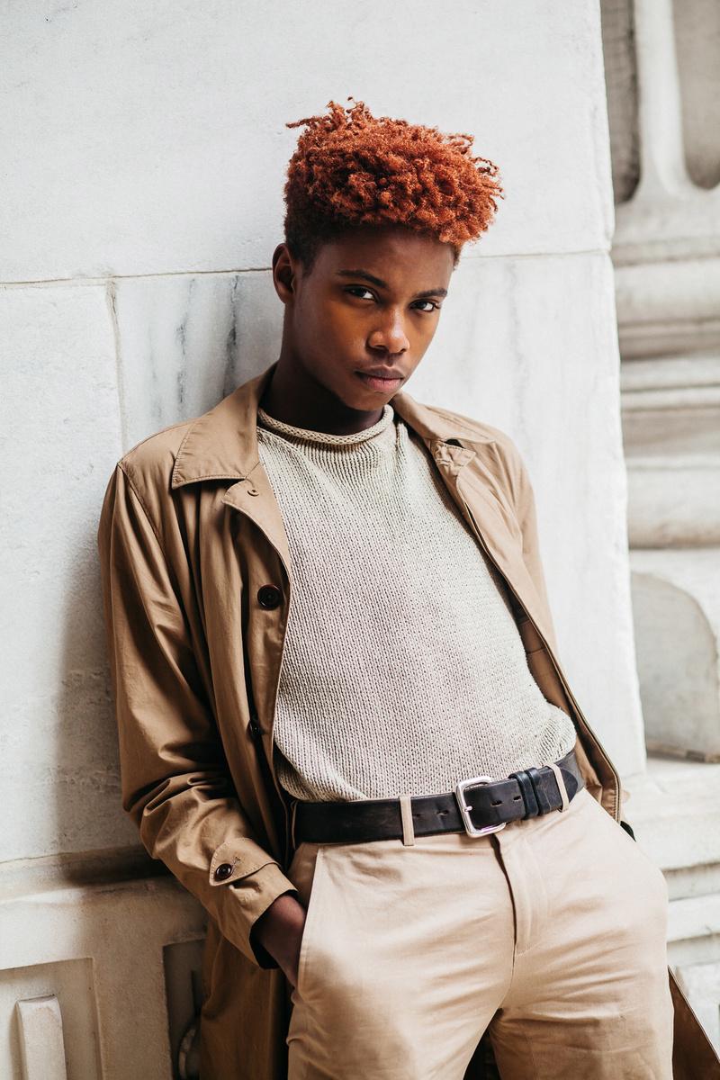 Male model photo shoot of eddieryoohki