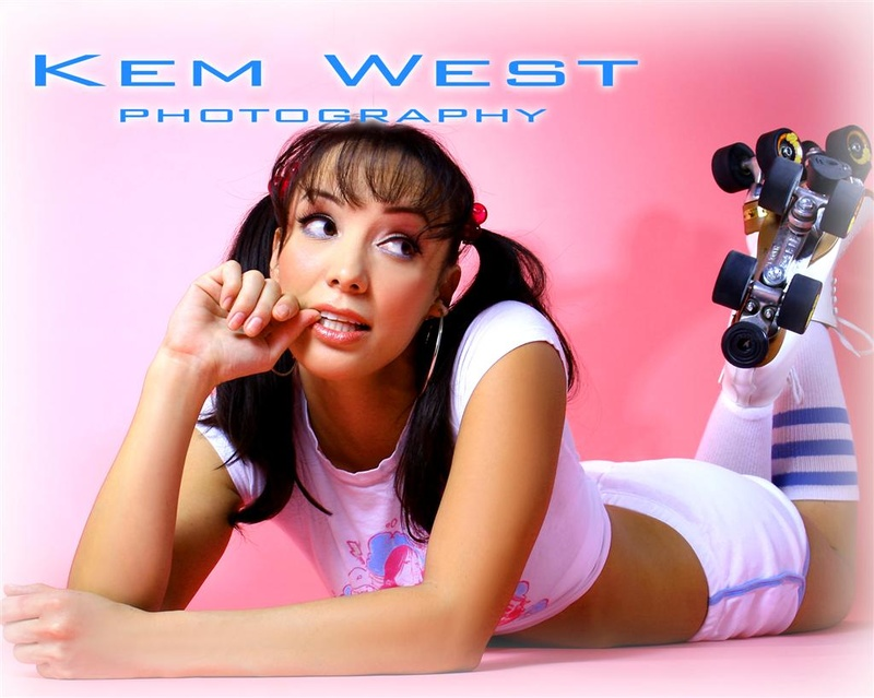 Female model photo shoot of Wolf Momma in Los Angeles, CA