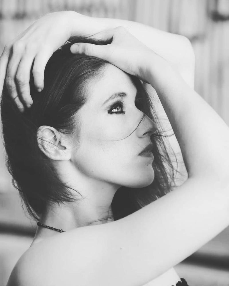 Female model photo shoot of Sobriquet
