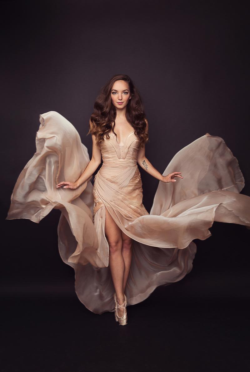 Female model photo shoot of LENKA JONES