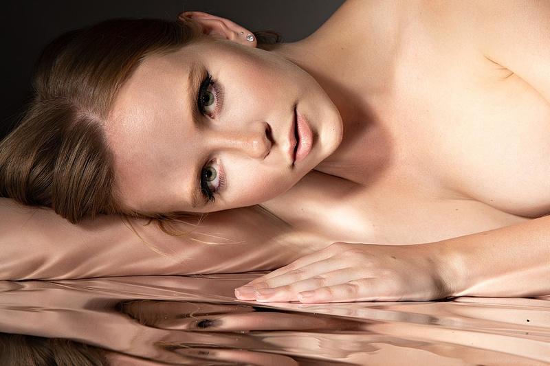 Female model photo shoot of Vixen Venom Makeup and CharlotteModel by Photasa Photography