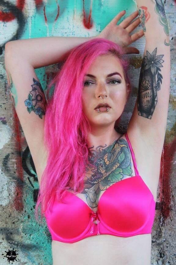 Female model photo shoot of VibeRyder