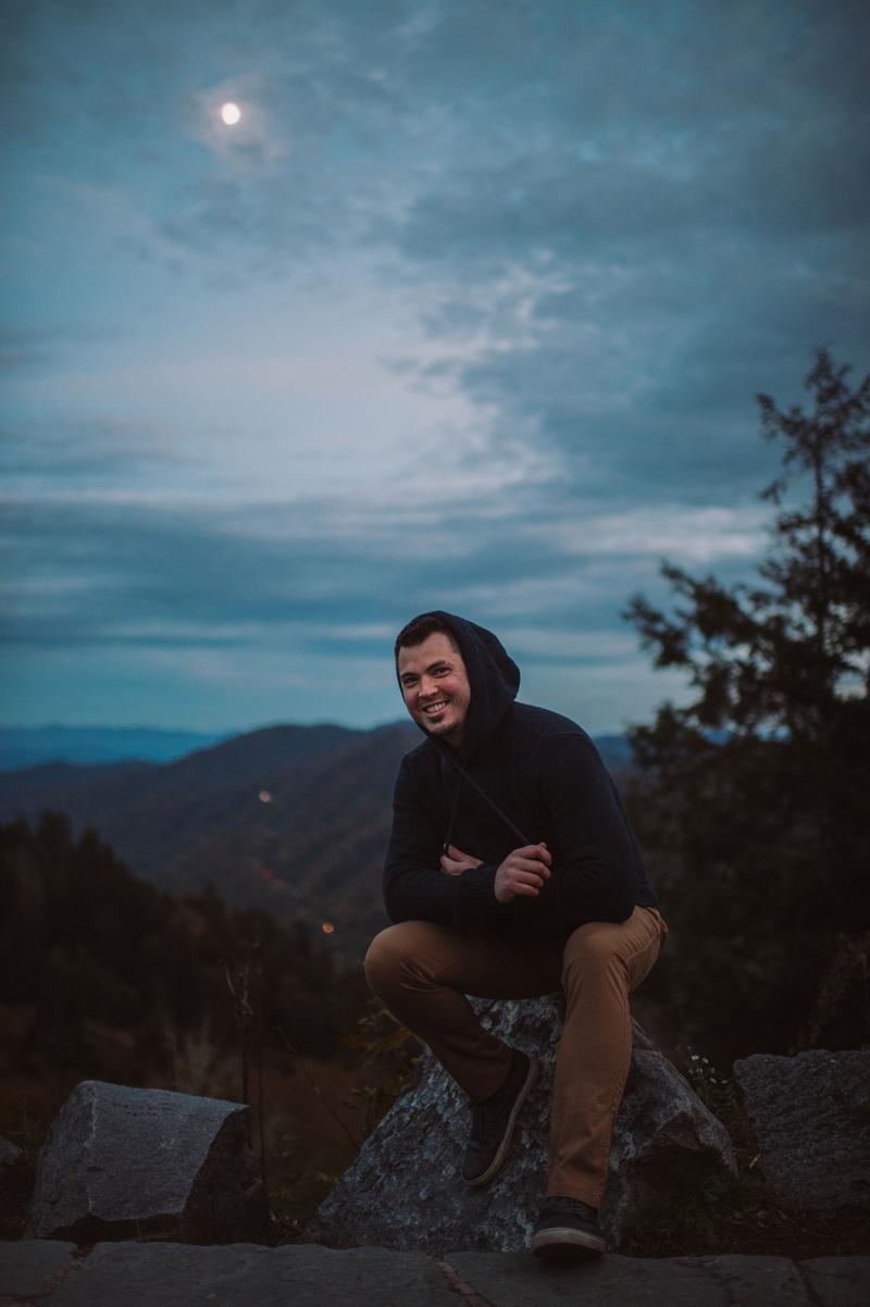 Male model photo shoot of Preston Douglas by HeySistersPhotography in Gatlinburg, TN