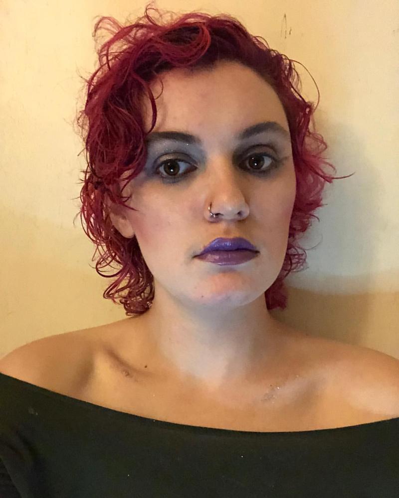 Female model photo shoot of thelittlestrae