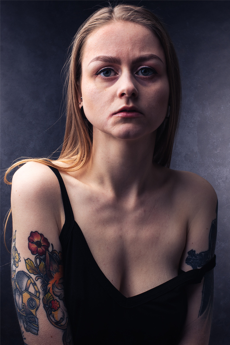Male model photo shoot of Kita-Jin in Oslo