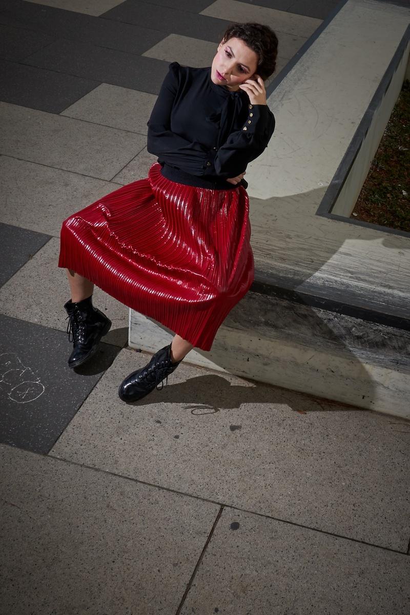 Female model photo shoot of Lena Vani by Leandra_Garcia in Cologne, Germany
