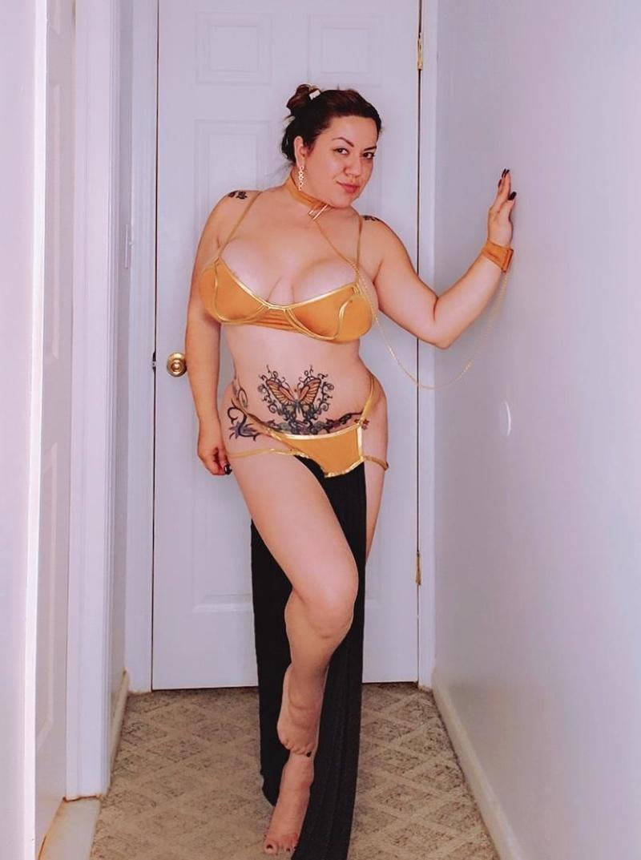 Female model photo shoot of Marcela Latinbabe