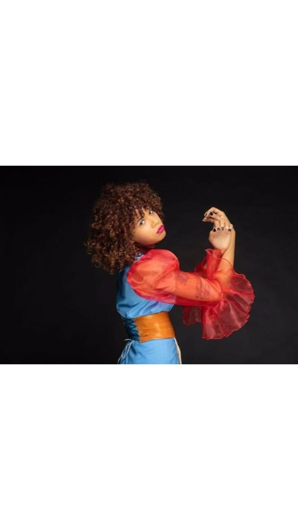 Female model photo shoot of MalahS
