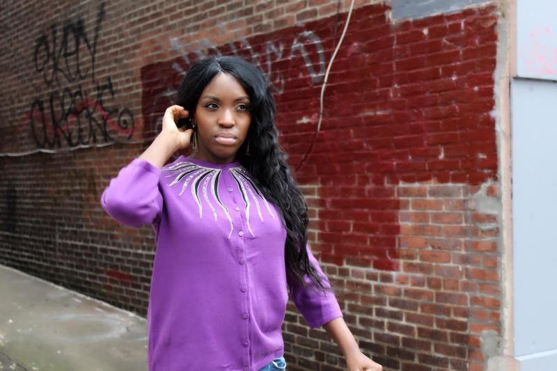 Female model photo shoot of Cokochanel