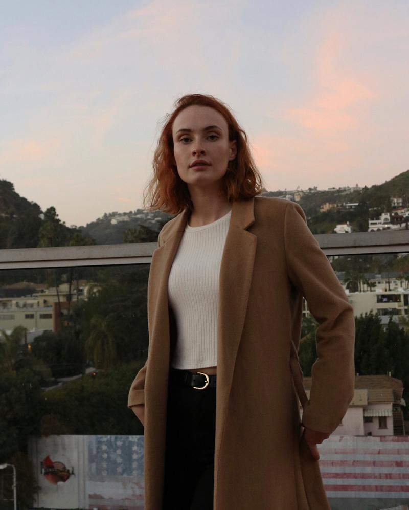 Female model photo shoot of juliadonnell