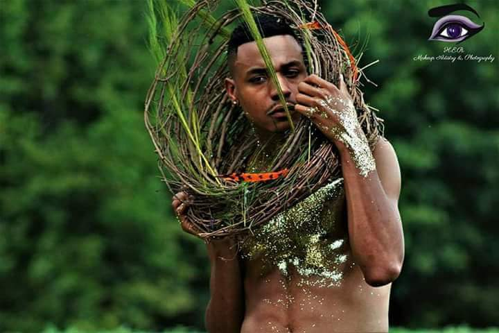 Male model photo shoot of JupiterSagittario