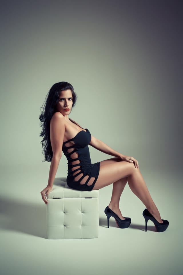 Female model photo shoot of Mademoiselle M