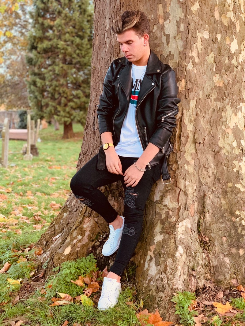 Male model photo shoot of JackGregoryModel