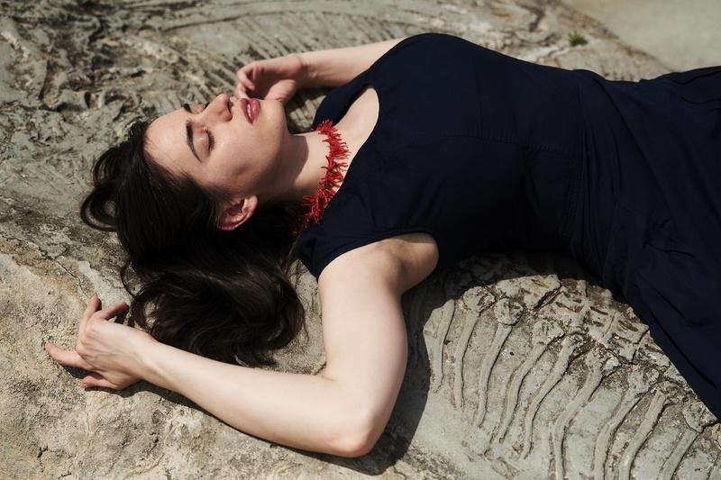 Female model photo shoot of idamayer