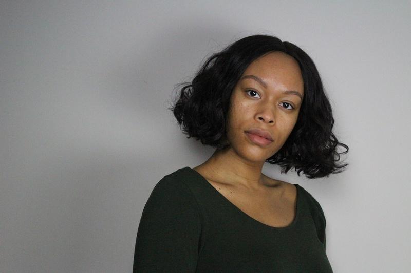 Female model photo shoot of J Golden in Chicago, Ill
