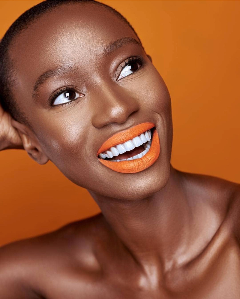 Female model photo shoot of Ndey Manneh