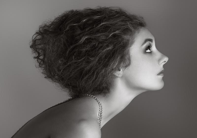 Female model photo shoot of Veranika A
