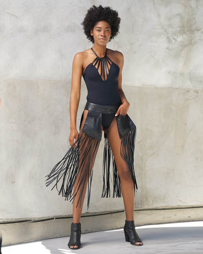 Female model photo shoot of ParkerPARKER by Jarrett Porst in Venice California