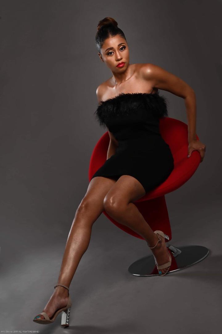 Female model photo shoot of ALICIAMB
