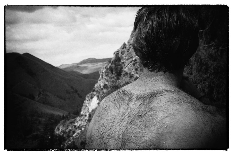 Male model photo shoot of Jacob Mayer Photography in Gold Bug Hot Springs.