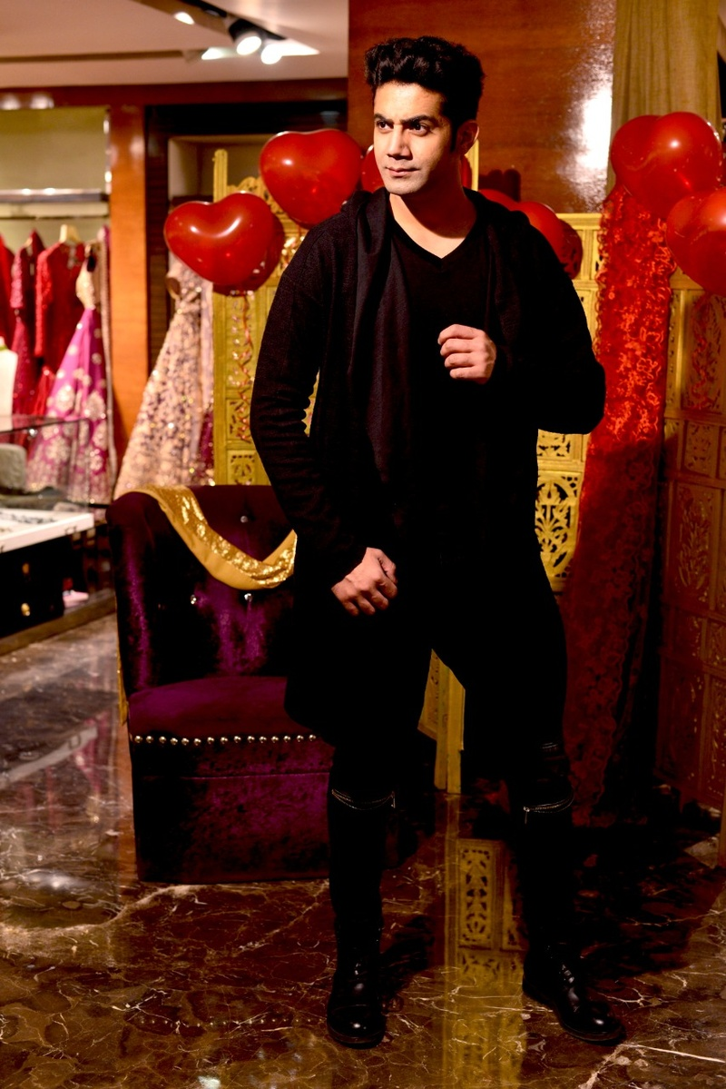Male model photo shoot of sushant sharma