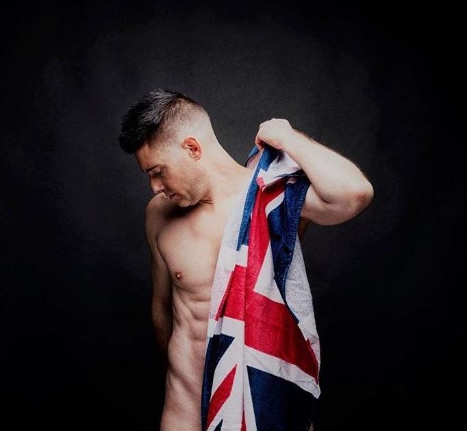 Male model photo shoot of Miklo Schoenrock in Salt Lake City. UT