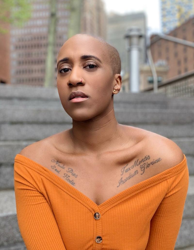 Monty M Female Model Profile - Brooklyn, New York, US - 15