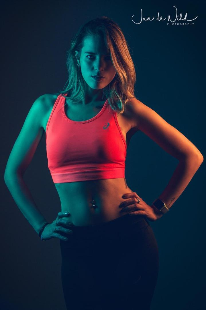 Female model photo shoot of model-aletha