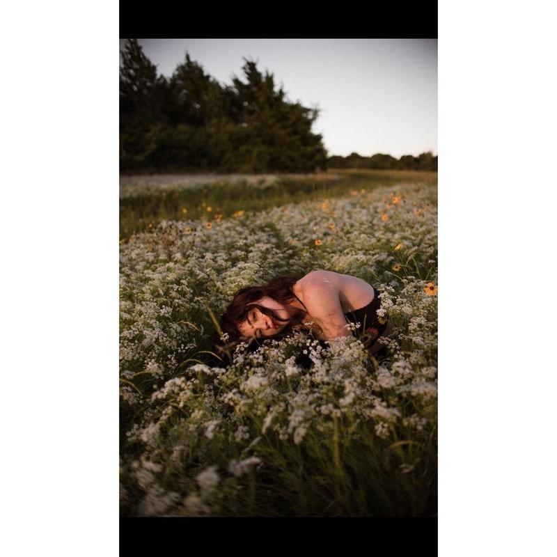 Female model photo shoot of Ramblin Gal