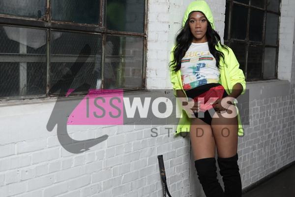 Female model photo shoot of Daishaya in Atlanta, GA