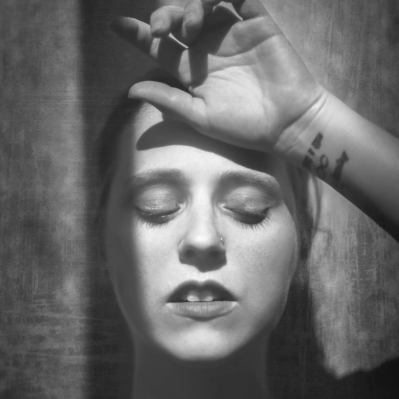Female model photo shoot of Ella B by mu2photography